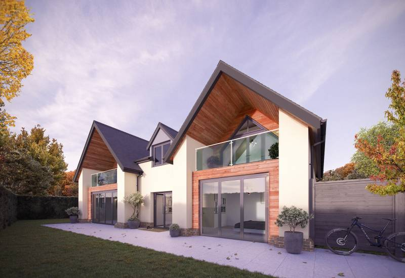Devenish Lane, Merrydown House - Bayford, Wincanton - FOR SALE