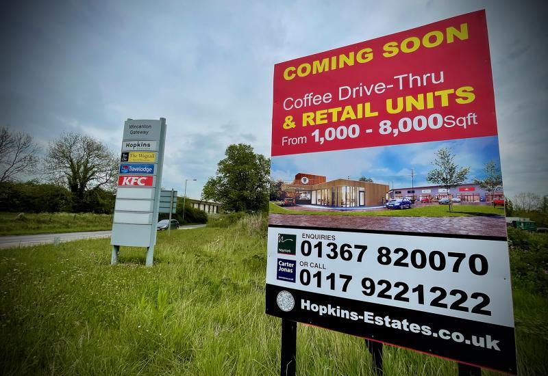 NEW Business Venture for the Wincanton Gateway, Somerset