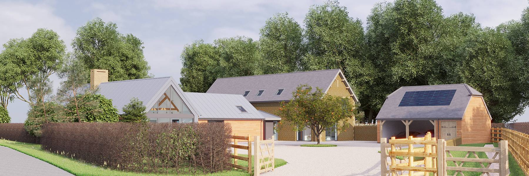 Bespoke new builds and conversions