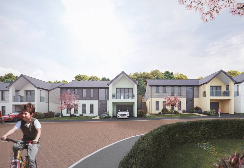 Kingwell Mews - 9 Bungalows & Houses - FOR SALE