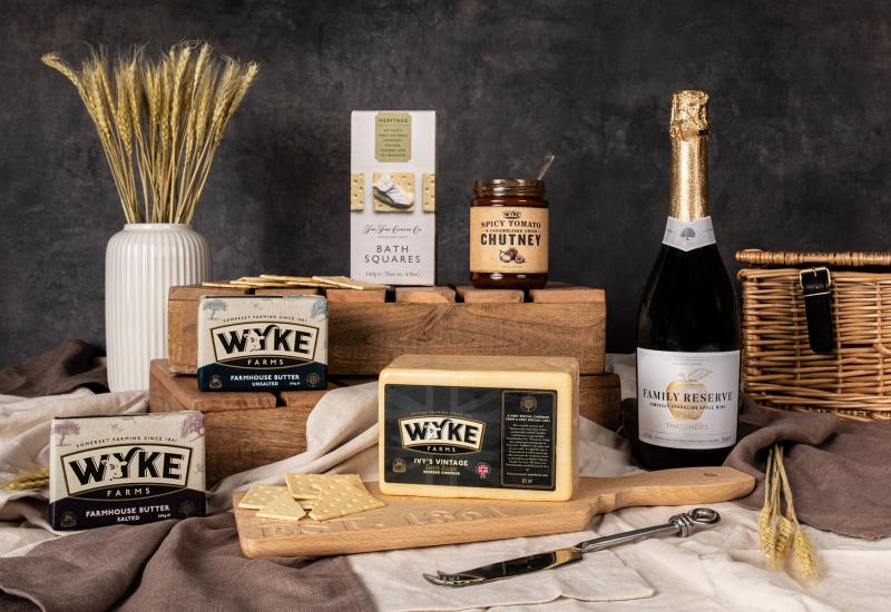 WIN a Somerset Day Hamper- With #FlyTheFlagForSomerset