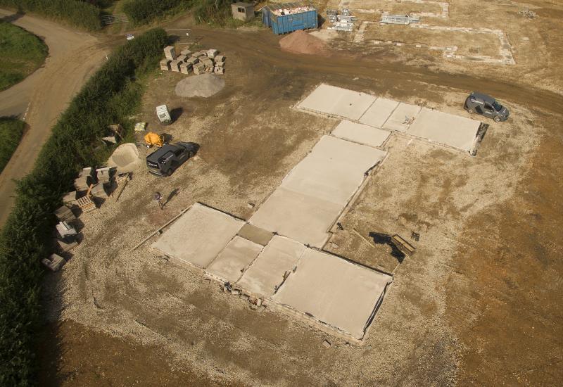 Gunville - all set in concrete