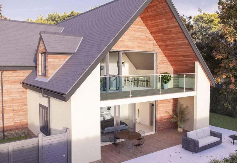 Devenish Lane, Merrydown Lodge - Bayford, Wincanton - FOR SALE