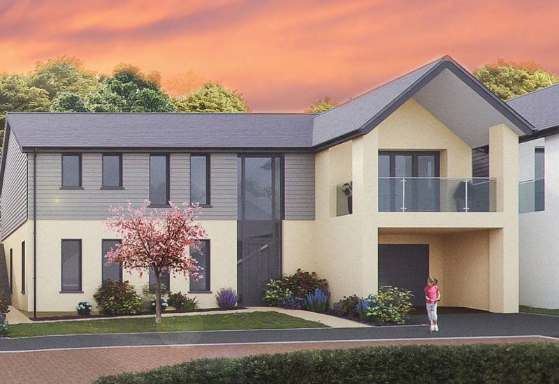 Kingwell Mews, Wincanton - House with lift- FOR SALE - Plot 7