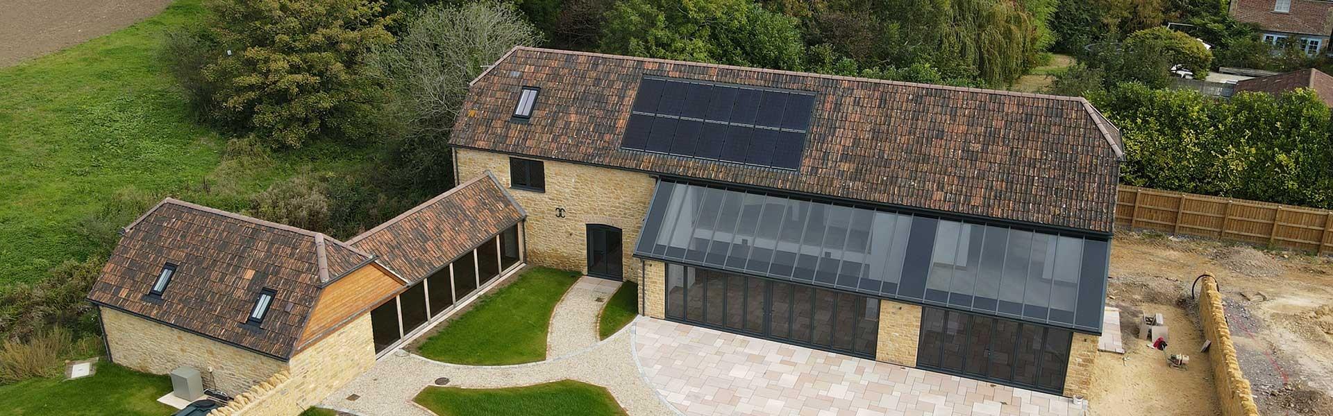 Manor Farm Barn, Blackford, Somerset -Sold 2020