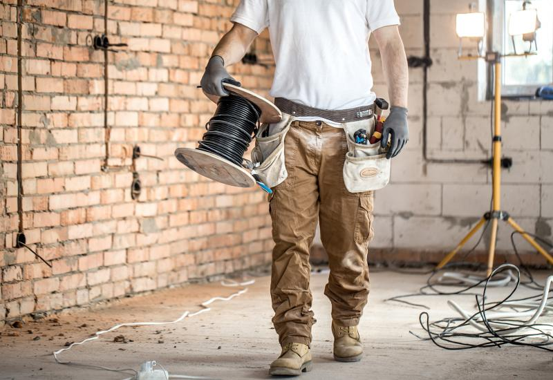 JOB VACANCY - FULL TIME Qualified Electrician - REQUIRED ASAP