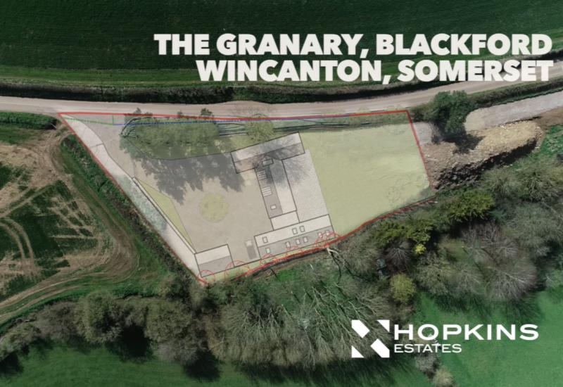 The Granary, Blackford, Wincanton, Somerset - Coming 2022